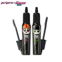 PERIPERA Ink Black Cara 7g [Powerpuff Girls Limited], PERIPERA