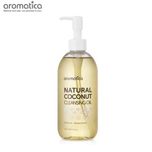 AROMATICA Natural Coconut Cleansing Oil 300ml, AROMATICA