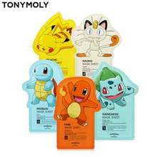 TONYMOLY Pokemon Mask Sheet 21g, TONYMOLY