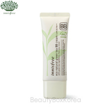 INNISFREE Eco Natural Green Tea BB Cream SPF29 PA++ 40ml, INNISFREE