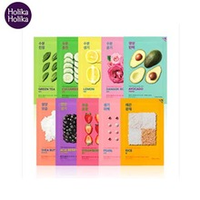 HOLIKA HOLIKA Pure Essence Mask Sheet 20ml*10ea,HOLIKAHOLIKA,Beauty Box Korea