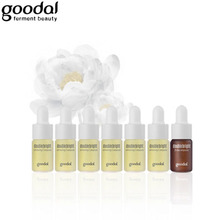 GOODAL Double Bright 7Days Whitening Ampoule 3ml*6ea + 1ml*1ea, GOODAL