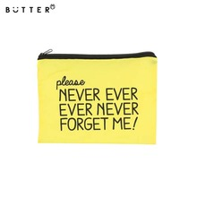 BUTTER SHOP Yellow Pouch 1ea (BT Farm Bear Pouch), BUTTER by Modern House