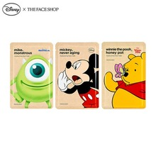 THE FACE SHOP Disney Face Mask 25g (Disney Collaboration), THE FACE SHOP