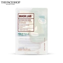 THE FACE SHOP Mask Lab Chitosan Mask 25g, THE FACE SHOP