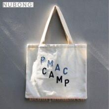NUBONG Nuvento X Campergraphic Camp Eco Bag Simple, NUBONG