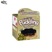 EZN Shaking Pudding Hair Color [Ash Color] 70ml+70ml, EZN