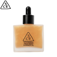 STYLENANDA 3CE Treatment Shimmer Oil 50ml, 3CE