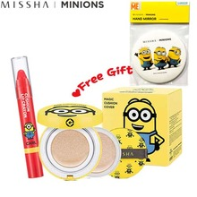 MISSHA Minions Special Package with Free Gift, MISSHA