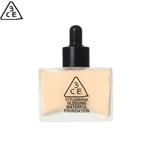 3CE Glossing Waterful Foundation 40g