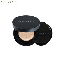 APRIL SKIN Magic Snow Cushion Black 2.0 Set 15g*2ea, APRIL SKIN