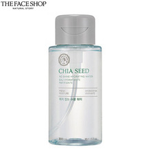 THE FACE SHOP Chia Seed Sebum Control Moisture Water 300ml, THE FACE SHOP