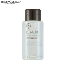 THE FACE SHOP Chia Seed Fresh Cleansing Water 300ml, THE FACE SHOP