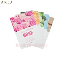 A'PIEU My Skin Fit Sheet Mask 25g
