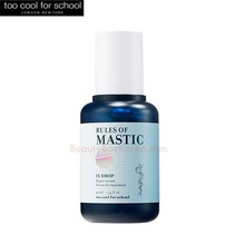 TOO COOL FOR SCHOOL Rules Of Mastic IX Drop 40ml, TOO COOL FOR SCHOOL