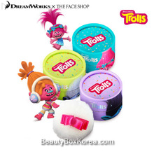 THE FACE SHOP Pastel Cushion Blusher 5g [Trolls Edition], THE FACE SHOP