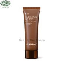 INNISFREE Super Food Oat Mild Moisture Sun Cream 40ml [New], INNISFREE