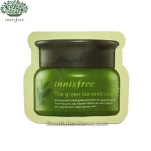 [mini] INNISFREE The Green Tea Seed Cream 1ml*10ea, INNISFREE