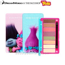 THE FACE SHOP Mono Pop Eyes 9.5g [Trolls Edition]