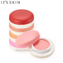 IT'S SKIN Macaron Cream Filling Cheek 9g, IT'S SKIN