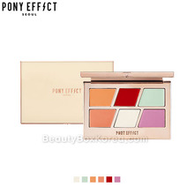 PONY EFFECT Color Correcting Master Palette 8g, PONY EFFECT
