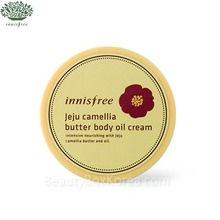 INNISFREE Jeju Camellia Body Oil 200ml, INNISFREE
