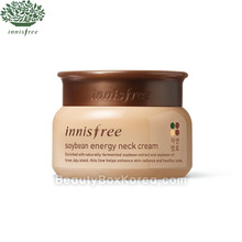 INNISFREE Soybean Energy Neck Cream 80ml, INNISFREE