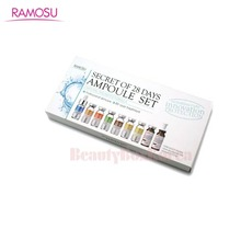 RAMOSU Secret Of 28 Days Ampoule 9Set