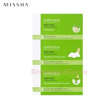 MISSHA Super Aqua Mini Pore 3g+1ea+3g