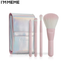 I'M MEME I'm Mini Pink Brush Set , MEME BOX