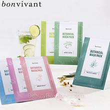 BONVIVANT Botanical Mask Pack 20ml*5ea