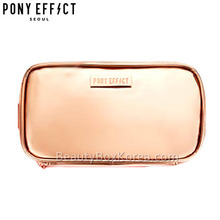 PONY EFFECT Makeup Pouch 1ea,PONY EFFECT,Beauty Box Korea