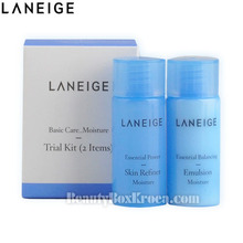 [mini] LANEIGE Basic Care Moist Trial Kit 2 items,LANEIGE,Beauty Box Korea