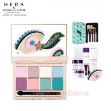 HERA Eye Shadow Palette Special Gift Set 10items [HERA Hugo & Victor Like It Collection]