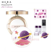 HERA UV Mist Cushion Special Gift Set 2 6items [HERA Hugo & Victor Like It Collection]
