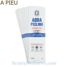 A'PIEU Aqua Peeling Cotton Swab Intensive Type 3ml*10ea