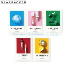 DEARPACKER Smart Solution Mask Sheet 23ml, DEAR PACKER