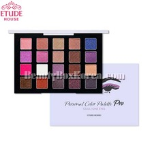ETUDE HOUSE Personal Color Palette Pro Eyes 1ea,ETUDE HOUSE,Beauty Box Korea