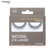 VPROVE Eyelashes Clear Line #2 1ea