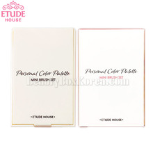 [mini] ETUDE HOUSE Personal Color Palette Mini Brush Set, ETUDE HOUSE