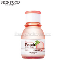 [mini] SKINFOOD Premium Peach Cotton Toner 50ml