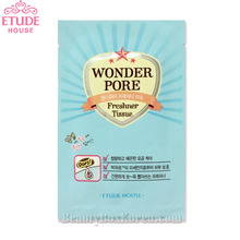 [mini]ETUDE HOUSE Wonder Pore Freshner Tissue 5.5ml*5ea