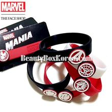 THE FACE SHOP Marvel Silicon Band 1ea [Marvel Collaboration],THE FACE SHOP