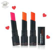 SWANICOCO Show The Velvet Lipstick 4g [Black Edition]