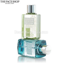 THE FACE SHOP Herb Day Lip & Eye Remover 130ml, THE FACE SHOP