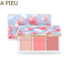 A'PIEU Pastel Blusher 3colors [Marymond Edition]