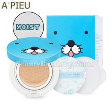 A'PIEU Air Fit Cushion Special Set SPF50+PA+++ 14g*2ea [BonoBono Edition], A'Pieu