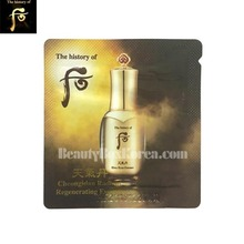 [mini] THE HISTORY OF WHOO Cheongidan Radiant Regenerating Essence 1ml*10ea, THE HISTORY OF WHOO
