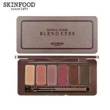 SKINFOOD Mineral Sugar Blend Eyes 1.5g*6 [New colors], Skinfood