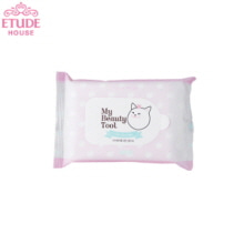 ETUDE HOUSE My Beauty Tool Clean Wet Wipes 15p [WS], ETUDE HOUSE